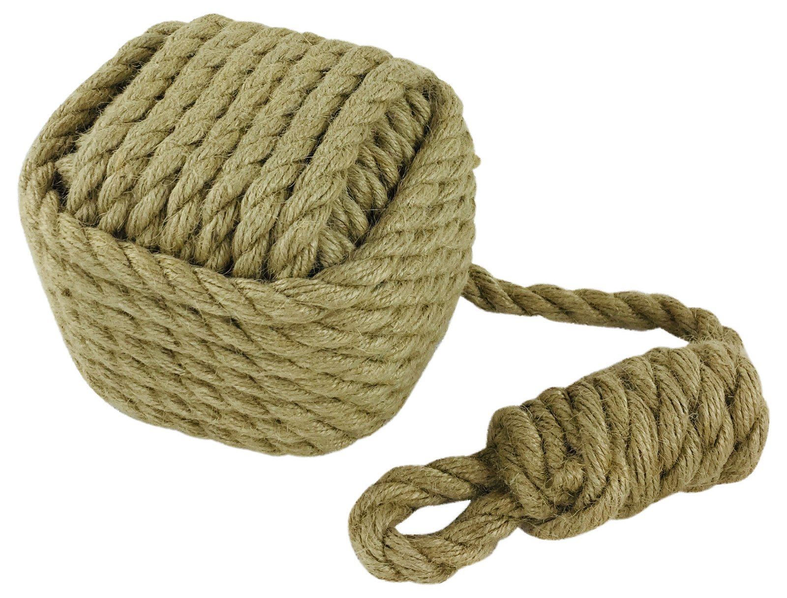 Square Rope Door Stop