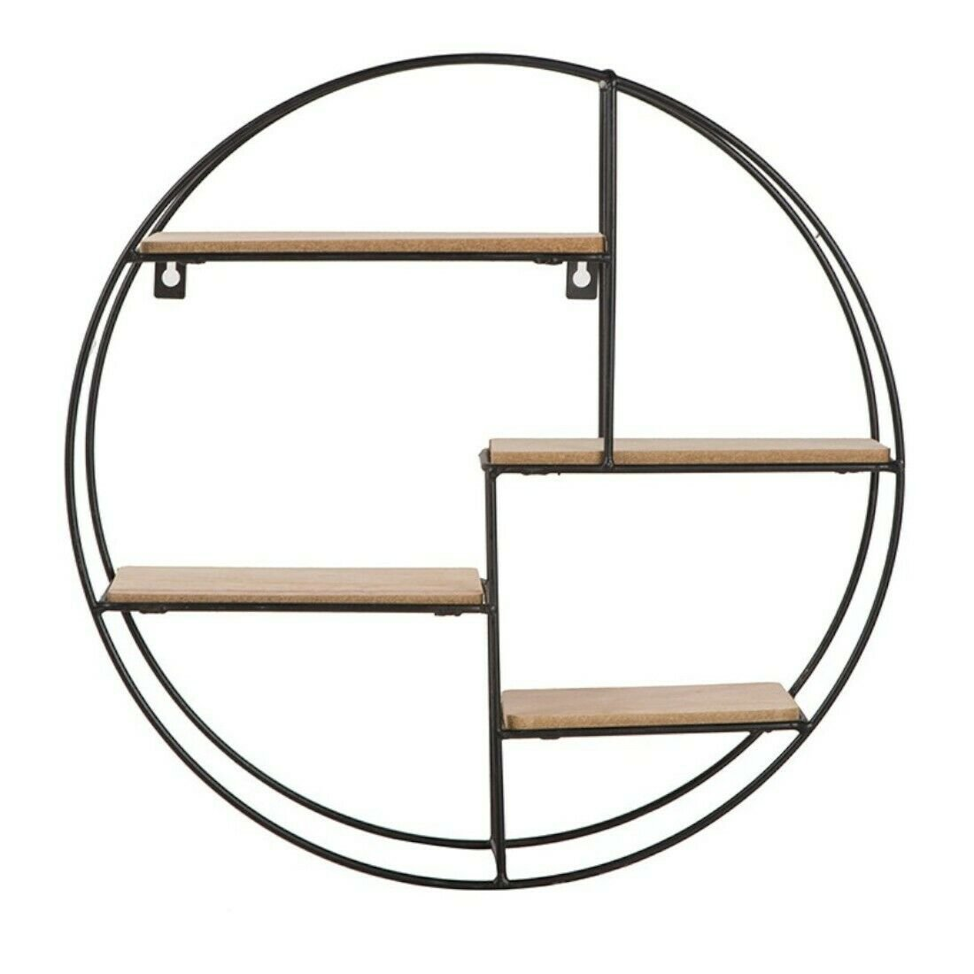 Metal Round Shelf 40cm