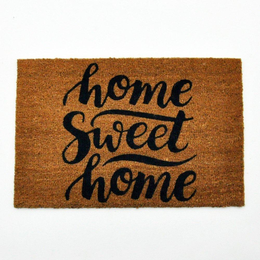 Home Sweet Home Coir Doormat 60cm