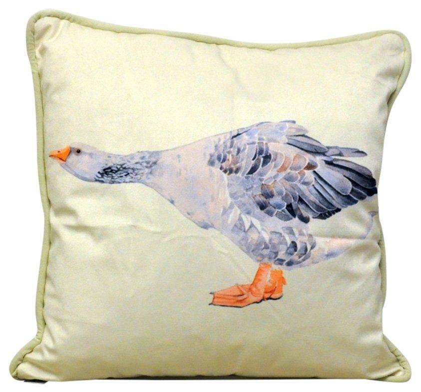 Blue Goose Cushion 45cm