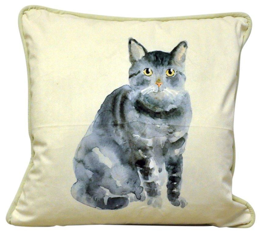 Cat Cushion 45cm