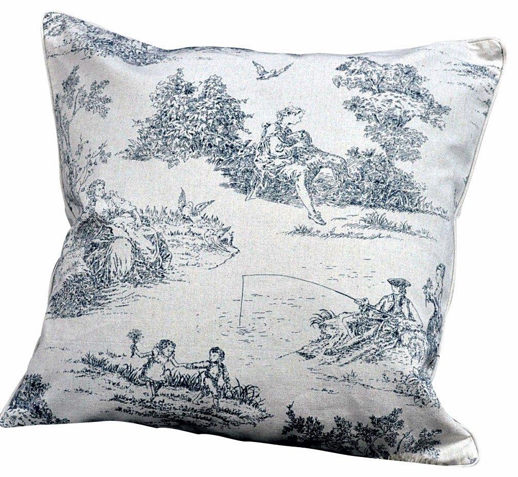 Grey Cushion (Greece Design) 45cm x 45cm