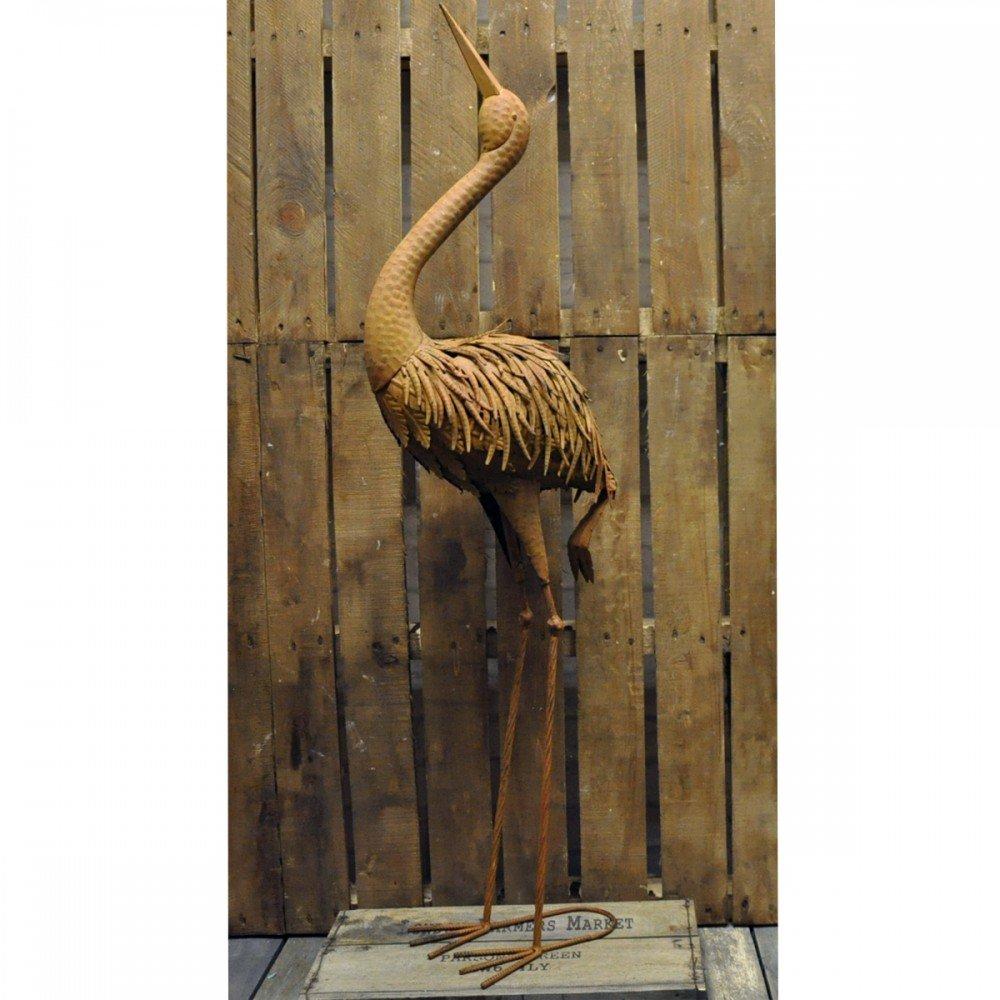 Metal Heron 112cm