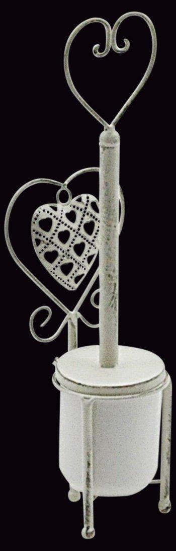 Heart Design Toilet Brush