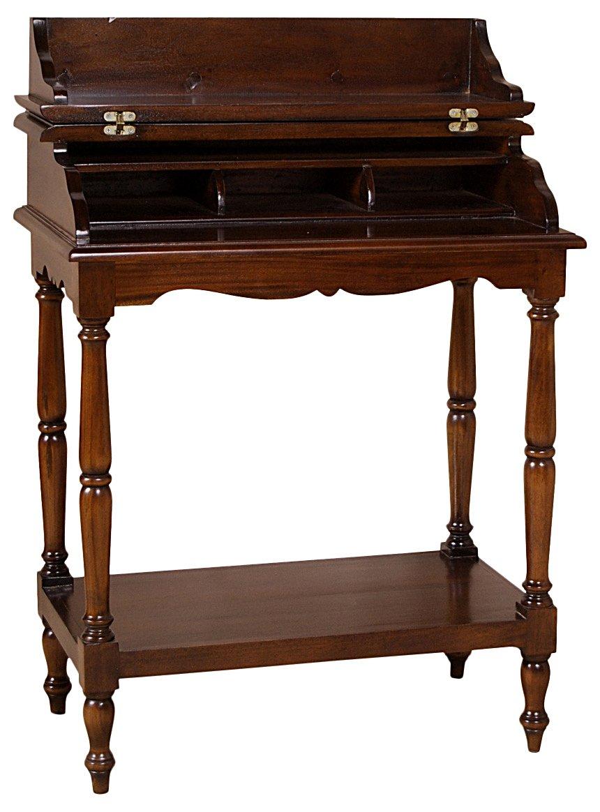 Mahogany Ladies Writing Desk 74x78x43