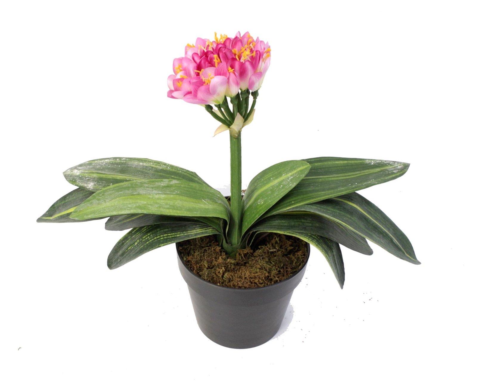 Artificial 43cm Cal-Fir Lily